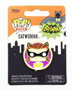 Funko FNK-8027-C Batman Classic '66 TV Series Catwoman Funko Pop! Pin