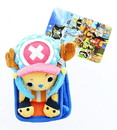 Funimation One Piece Plush Phone Case Chopper (Kyun Version, Closed Mouth)