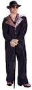 Fun World FNW-1108STD-C Big Daddy - Men's Pimp Costume