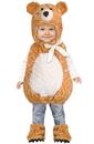 Fun world Teddy Bear Toddler Costume