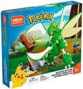 Fisher-Price FPC-GCN19-C Pokemon Mega Construx 188 Piece Building Set Slashing Scyther