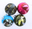 Fierce Products Duck Dynasty 4-Pack Christmas Ornament Set
