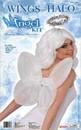 Forum Novelties Angel Wings & Halo Costume Accessory Kit White