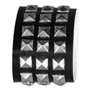Forum Novelties Studded Triple Costume Wristband