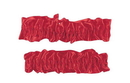 Forum Novelties Red Silken Garter Or Armband Set Adult Costume Set One Size