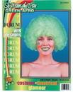 Forum Novelties St Patricks Day Green Afro Costume Wig