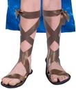 Forum Novelties Child Roman/Biblical Costume Sandals