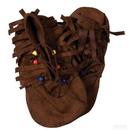 Forum Novelties Native American Costume Moccasin Shoes