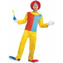 Retro Classic Clown Costume Adult