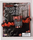 Forum Novelties Red & Black Vampire Blood Garter Costume Accessory