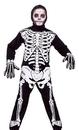 Forum Novelties Child Skeleton Costume Small