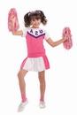 Forum Novelties Cheerleader Uniform Costume Child