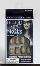 Forum Novelties Zombie Press On Nails Costume Accessory
