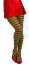 Forum Novelties Red & Green Christmas Stockings Costume Accessory One Size