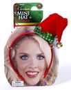 Forum Novelties Christmas Mini Hat Costume Accessory Headband One Size Fits Most