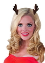 Forum Novelties Antler Hair Clips Costume Accessory One Size