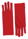 Forum Novelties Short Red Adult Female Costume Dress Gloves One Size