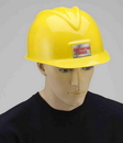Forum Novelties Deluxe Yellow Construction Hat Adult Costume Accessory One Size