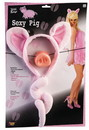 Forum Novelties Pig Costume Accessory Kit One Size