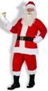 Forum Novelties Santa Claus Costume Flannel Santa Suit