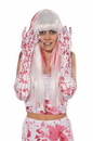 Forum Novelties Bloody Long Costume Gloves Adult One Size