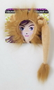 Forum Novelties Lion Headband Costume Accessory Set One Size