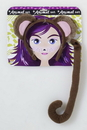 Forum Novelties Monkey Headband Costume Accessory Set One Size