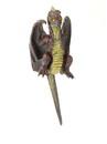 Forum Novelties FRM-72826-C Medieval Fantasy Sits On Shoulder Dragon Costume Prop