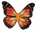 Monarch Butterfly Adult Costume Wings