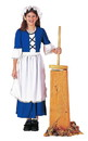 Forum Novelties Colonial Girl Child's Costume X-Large