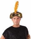 Forum Novelties Desert Prince Crown Adult Costume Hat, Gold
