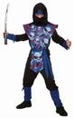 Forum Novelties Ghost Ninja Child Costume, Large