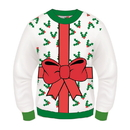 Forum Novelties All Wrapped Up Ugly Christmas Sweater Adult