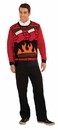 Forum Novelties Christmas Eve Ugly Christmas Sweater Adult