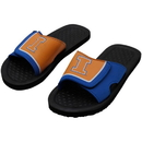 Forever Collectibles Illinois NCAA Mens Shower Slide Flip Flops