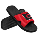 Forever Collectibles Cincinnati Reds MLB Mens Shower Slide Flip Flops