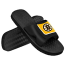 Forever Collectibles Boston Bruins NHL Men's Shower Slide Flip Flops