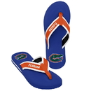 Forever Collectibles Florida Men's Team Color Contour Flip Flop