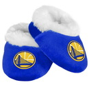 Forever Collectibles Golden State Warriors NBA Baby Bootie Slipper