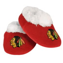 Forever Collectibles Chicago Blackhawks NHL Baby Bootie Slipper