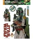 Fanwraps Star Wars FanWraps Vehicle Stipe Pack: Boba Fett