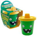 Gamago GMG-LA1709-C Mommy's Little Monster Sippy Cup