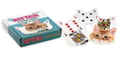 Gamago GMG-SF1924-C Kitten-Shaped Playing Cards 52 Card Deck + 2 Jokers