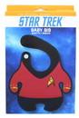 Gamago GMG-SP1021-C Star Trek The Original Series Engineering Uniform Terrycloth Baby Bib
