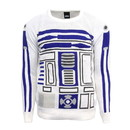 Games Alliance Star Wars Men's R2-D2 Adult Christmas Sweater - Medium