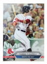 Games Alliance Boston Red Sox MLB Crate Exclusive Topps Card #50 - Andrew Benintendi