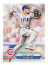 Games Alliance Chicago Cubs MLB Crate Exclusive Topps Card #48 - Javier Baez