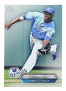 Games Alliance Kansas City Royals MLB Crate Exclusive Topps Card #43 - Lorenzo Cain