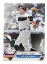 Games Alliance NY Yankees MLB Crate Exclusive Topps Card #50 - Aaron Judge