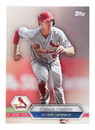 Games Alliance St Louis Cardinals MLB Crate Exclusive Topps Card #46 - Stephen Piscotty